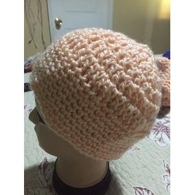 Gorro Tejido A Palillo O Crochet