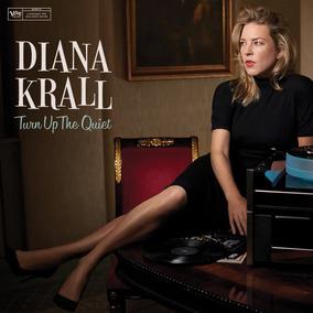 Cd Diana Krall Turn Up The Quiet Nuevo Lanzamiento En Stock