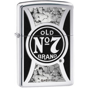 Zippo Jack Daniels Old No. 7 Lighter