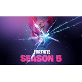 Fornite Pase De Batalla - Season 5 - Ps4 Usa - South Games