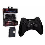Joystick Pc Ps1 Ps2 Ps3 Wireless Sem Fio Gamer 4 Em 1