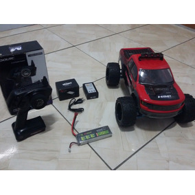 Automodelo 1/10 Hsp Monster Truck 4wd