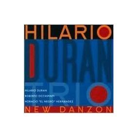 Cd Duran,hilario New Danzon Alma Records