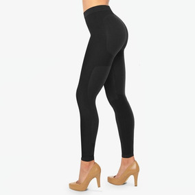 Body Elegance Leggins Efecto Push-up En Glúteos Faja