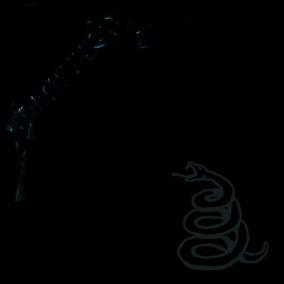Metallica Black Album (cd Novo E Lacrado)