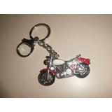 Chaveiro Motocicleta Estilo Harley Davidson Em Metal