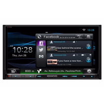 Central Multimidia 2 Din Kenwood Excelon Dnn9150bt Gps Wifi