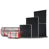 Aquecedor Solar 500 Litros Kit Boiler 316 + 3 Placas 1,5
