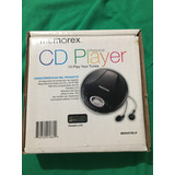 Discman Memorex Nuevo Y Cerrado Cd Player