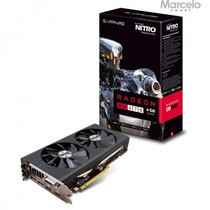 Placa Vga Sapphire Radeon Rx 470 4gb Gddr5 Nitro+