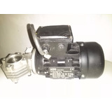 Motor Reductor Aeg Trifasico 220v 1/4 Hp Como Nuevo Factura
