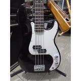 Bajo Electrico Fender Squier Bullet P Bass 4 Cuerdas