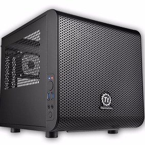 Gabinete Pc Thermaltake Core V1 Mid Tower Tienda Oficial