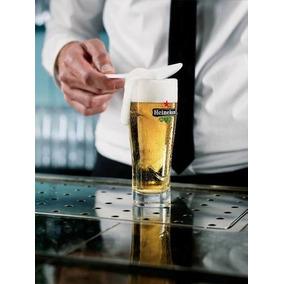 Kit C/ 6 Copo Chopp Heineken 150ml+1 Brinde