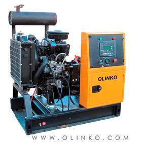 Generador Planta Luz 16000watts Trifasico/transferencia Auto