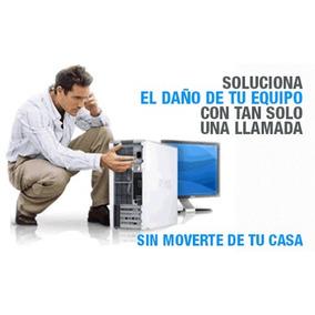 Reparación Pc Y Laptop A Domicilio Df/edo Hardware/software