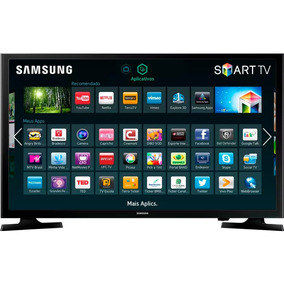 Smart Tv 43 Samsung Led Full Hd, Preta, Wi-fi, Hdmi, Usb