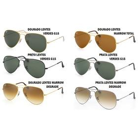 Rayban 3025 Preto 58mm (médio) Oculos - Óculos no Mercado Livre Brasil 645d04220d