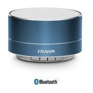 Caixa De Som Bluetooth Frahm - Portátil  A10 Alumínio Azul
