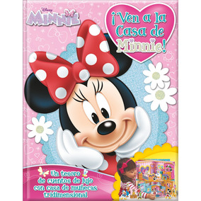 Disney Minnie Mouse: Ven A Casa