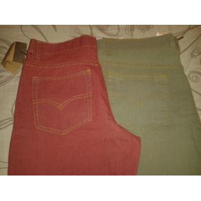 Pantalon Levis Panameño Caballero
