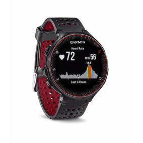 Relógio Monitor Cardiaco Garmin Forerunner 235 Hr Vermelho