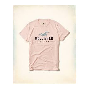 Camiseta Hollister Mesclada - Original E Importada