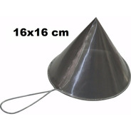 Coador De Óleo Chinoy Telado 16x16cm Inox