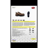 Zapato De Seguridad V Flex, 38