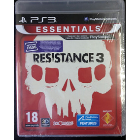 Resistance 3 - Essenti - Ps3 - ( Original Fisico Sellado )