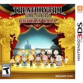 Theatrhythm Final Fantasy Curtain Call - Nintendo 3ds