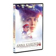 Anna Karenina - A História De Vronsky - Dvd - Filme Russo