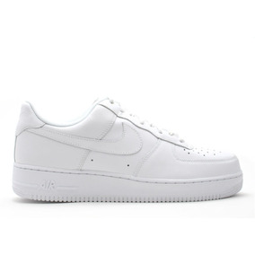Tenis Nike Air Force One White Mujer Sin Problema 315122-111