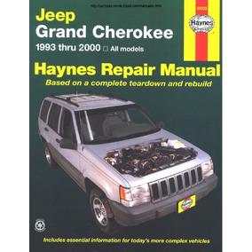 Manual De Reparacion Jeep Grand Cherokee 93-2000 ( Digital)
