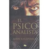 El Psicoanalista. Libro De John Katzenbach. Papel Envíog $