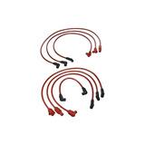 Juego De Cables De Bujía Roja Taylor Cable 74232 Spiro-pro
