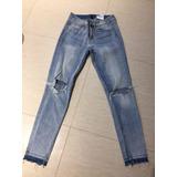 Jeans Rotos H&m