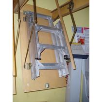Escalera Rebatible De Altillo De Aluminiookm De Fabrica Okm