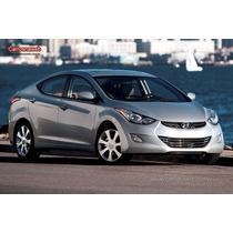 Sucata Hyundai Elantra 2013 2.0 16v Motor Lataria Cambio