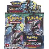 Caja Pokemon Tcg Sun & Moon Guardians Rising Nueva