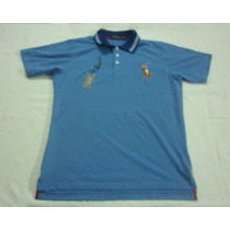 Chomba Polo Ralph Lauren Multicolor Pony Original 100 %
