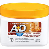 Pomada A+ D Prevent Pote 454g - Import- Val 01/19 P. Entrega