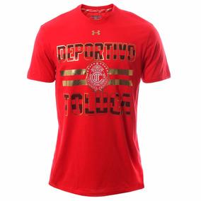 Playera Toluca Graphic Tee Ll Para Hombre Under Armour Ua523