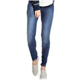 Calça Jeans Feminina Hering Skinny ( H5nj )stp6