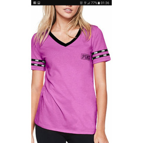 Pink Remera Xs Y S