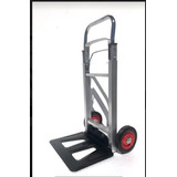 Carro Manija Plegable 70kg Oferta Aluminio