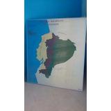 Juego Didactico Rompecabezas Mapa Regiones Del Ecuador