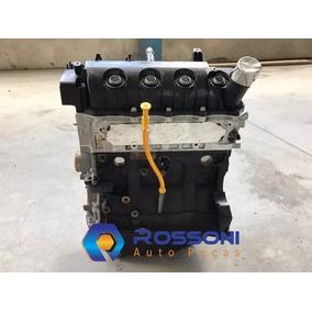 Motor Ranault Clio Sandero Logan 1.0 16v Flex Com Nota