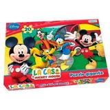Rompecabezas Gigante De Mickey Mouse Disney 20 Pzs