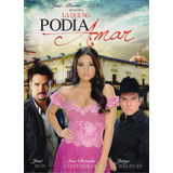 La Que No Podia Amar Jorge Salinas Telenovela Dvd